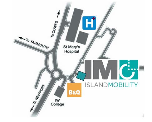 Island Mobility - Next to B@Q