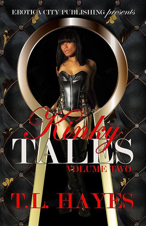 Kinky Tales Volume 2 - Paperback