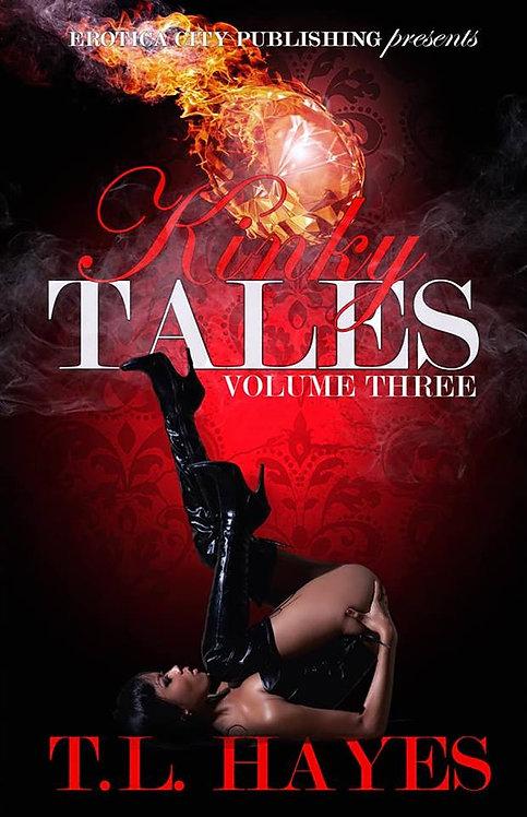 Kinky Tales Volume 3 - Paperback