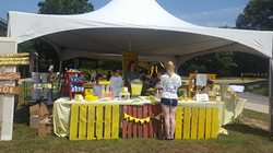2017 lemonade stand tent 20597170_10210186415638221_2071456447672181159_n