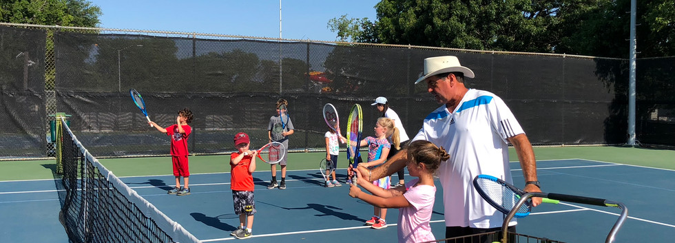 Tennis Only Camp