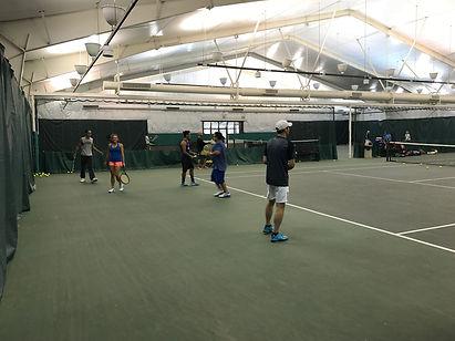 Adult Tenis Programs