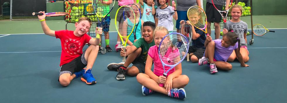 Tennis 9-11am
