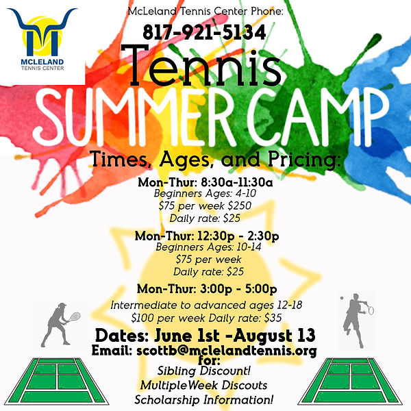 McLeland 2020 Summer Camp Flyer.jpg
