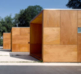 LaAlhambraInformationPoints-MartinezYSolerArquitectura-Granada-Spain-2002-Parklex-Facade-Copper-02.j