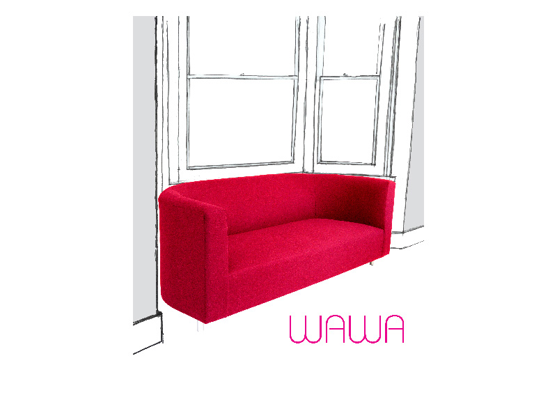 Bay Window Sofa Wawa Bespoke Seating London