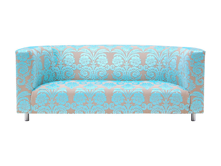 Bay Sofa in Ombrione fabric by Designers Guild