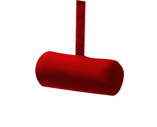Classic Cushion - Paris Red