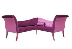 Edited L-shaped sofas