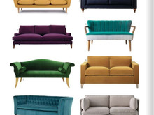 Sofas of Style!