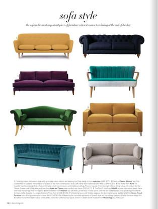 Sofas of Style!