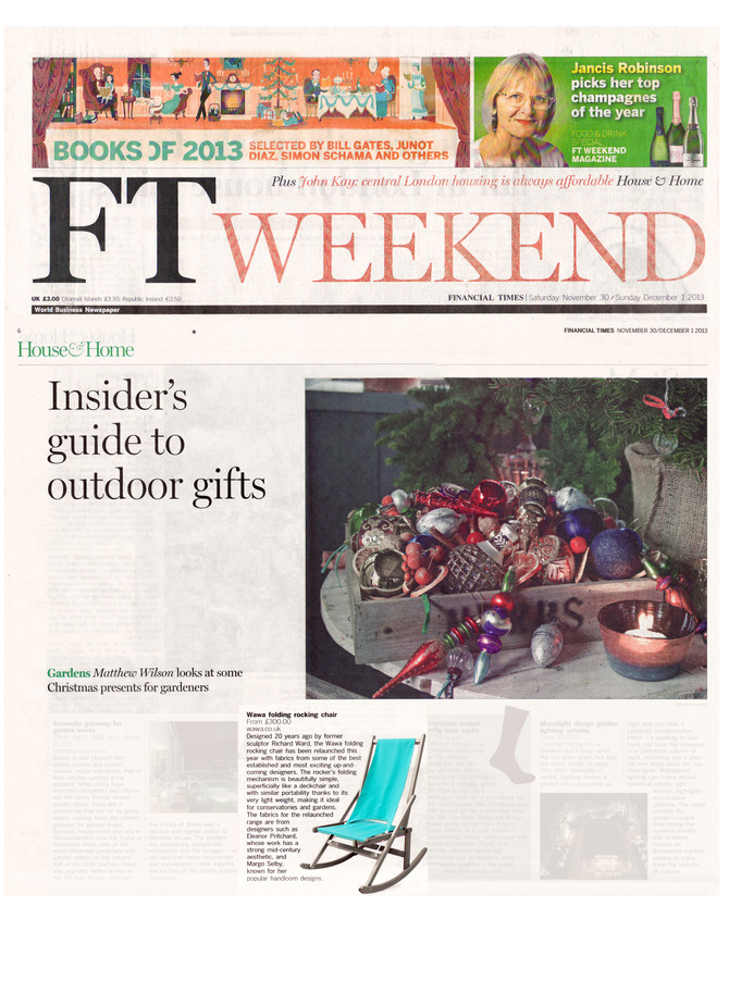Insiders guide to outdoor gifts
