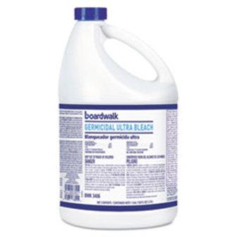 BOARDWALK Ultra Germicidal Bleach, 1 Gallon Bottle, 6/carton