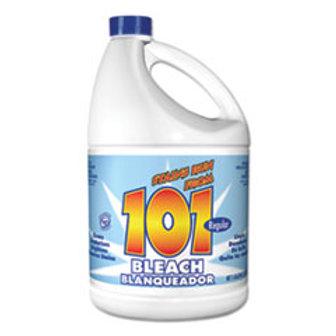 Regular Cleaning Low Strength Bleach, 1 gal Bottle, 6/Carton
