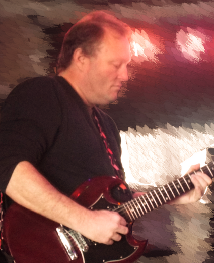 Will Daley - Guitar