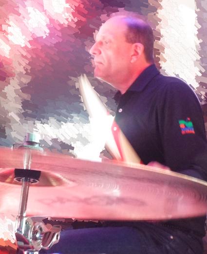 Len Dumas - Drums