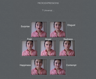 Microexpressions