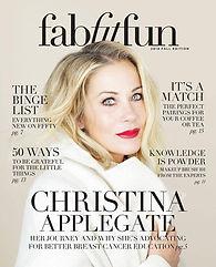 Christina Applegate Fab Fit Fun