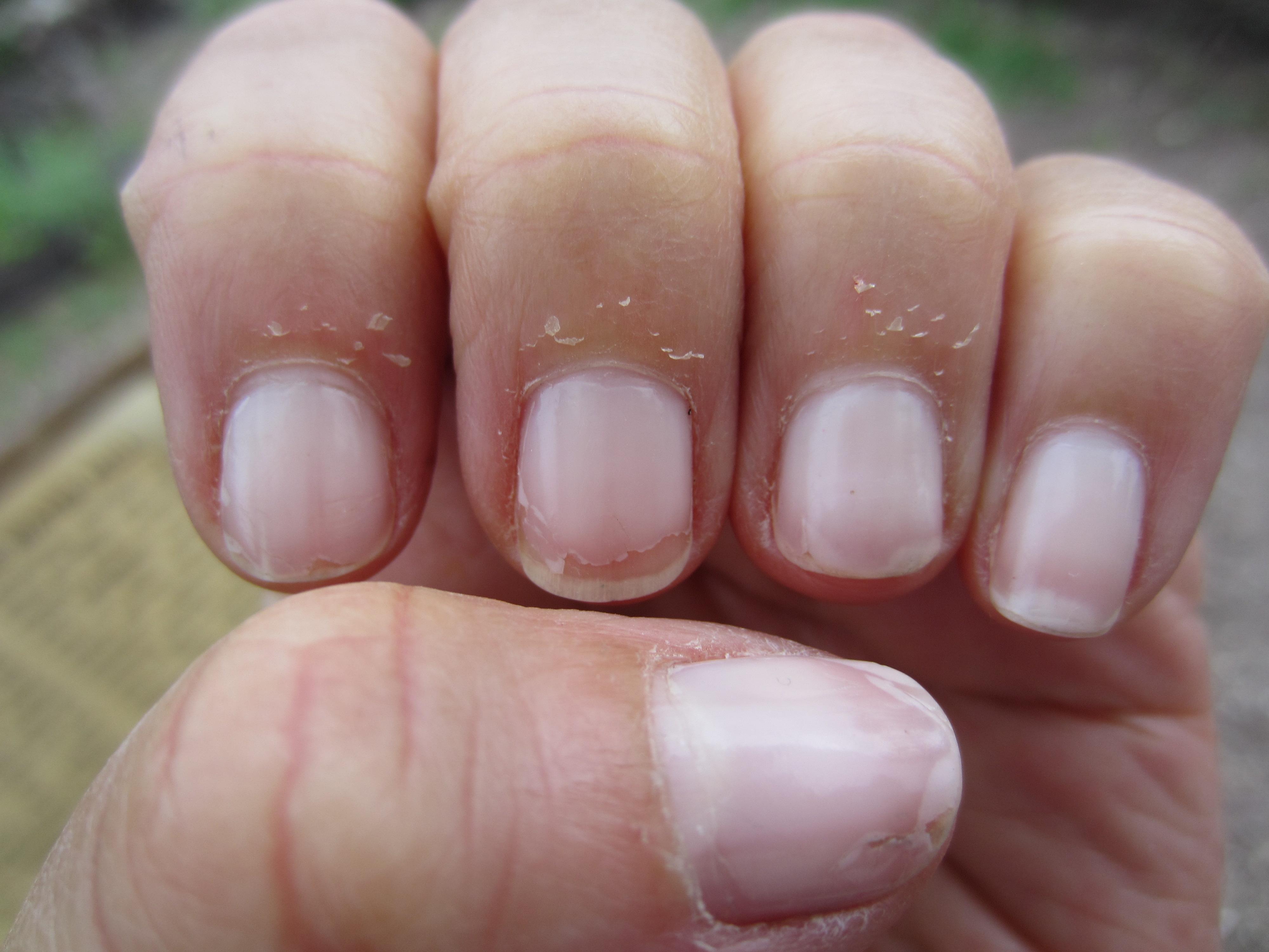 Don\'t Cut My Cuticles! | Nailz By Vee