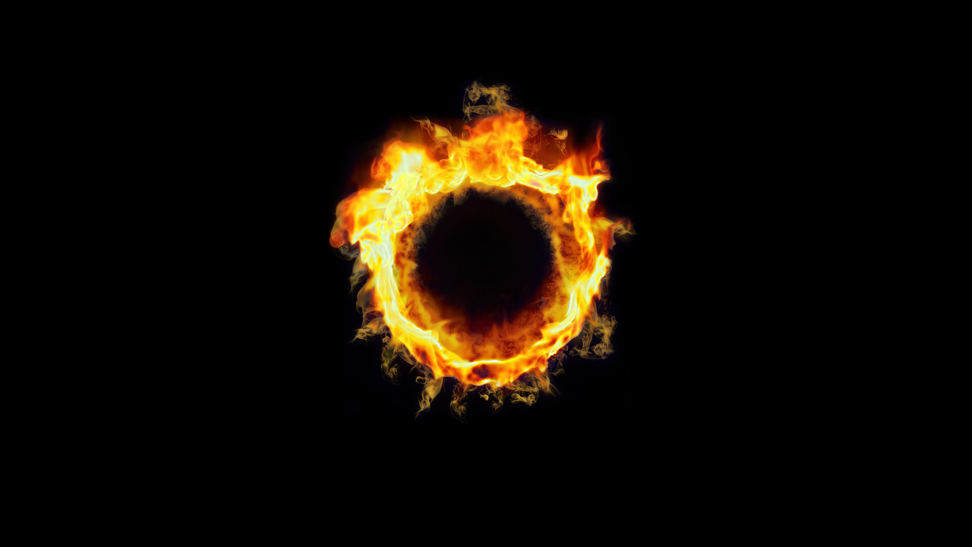 What Is A Ring Of Fire Refer To