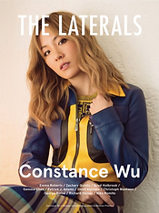 Constance Wu The Laterals Magazine