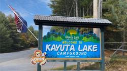 Welcome To Kayuta Lake