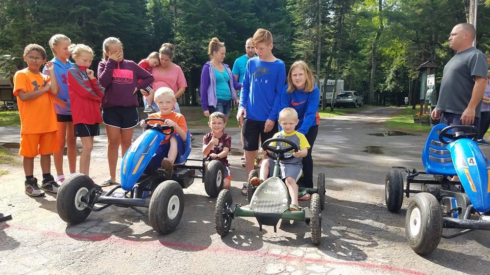 Pedal Car Rentals