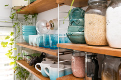 הלבשת הבית - מטבח | מרב שדה - תכנון ועיצוב פנים