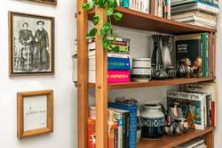 הום סטיילינג - ספרייה | מרב שדה - תכנון ועיצוב פנים