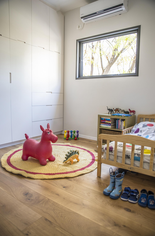 הלבשת הבית - חדר ילדים | מרב שדה - תכנון ועיצוב פנים
