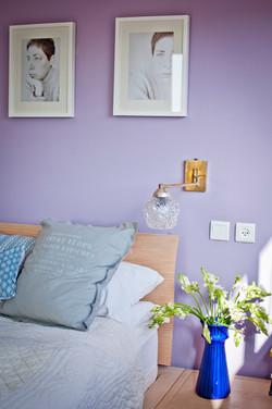 הום סטיילינג - חדר שינה | מרב שדה - תכנון ועיצוב פנים