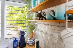 הלבשת החדר - מטבח | מרב שדה - תכנון ועיצוב פנים