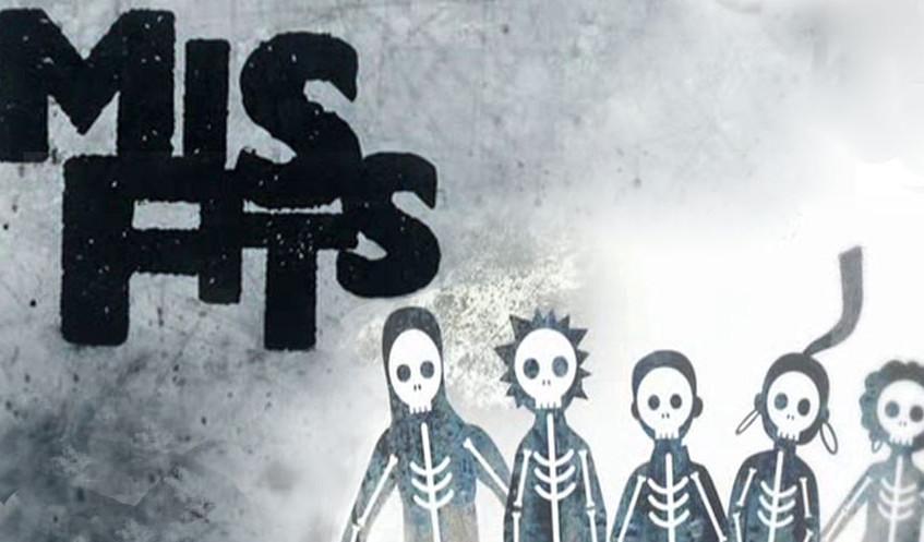 Serie Misfits