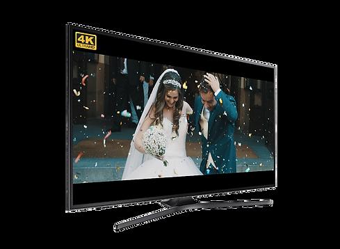 Video de bodas en 4k