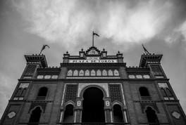 Plaza de toros de las ventas de Madrid