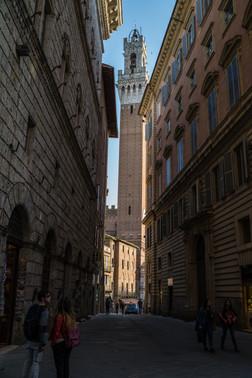 Fotografia Alex Diaz films Italia Siena