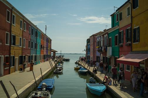 Fotografia Alex Diaz films Italia Venecia Burano