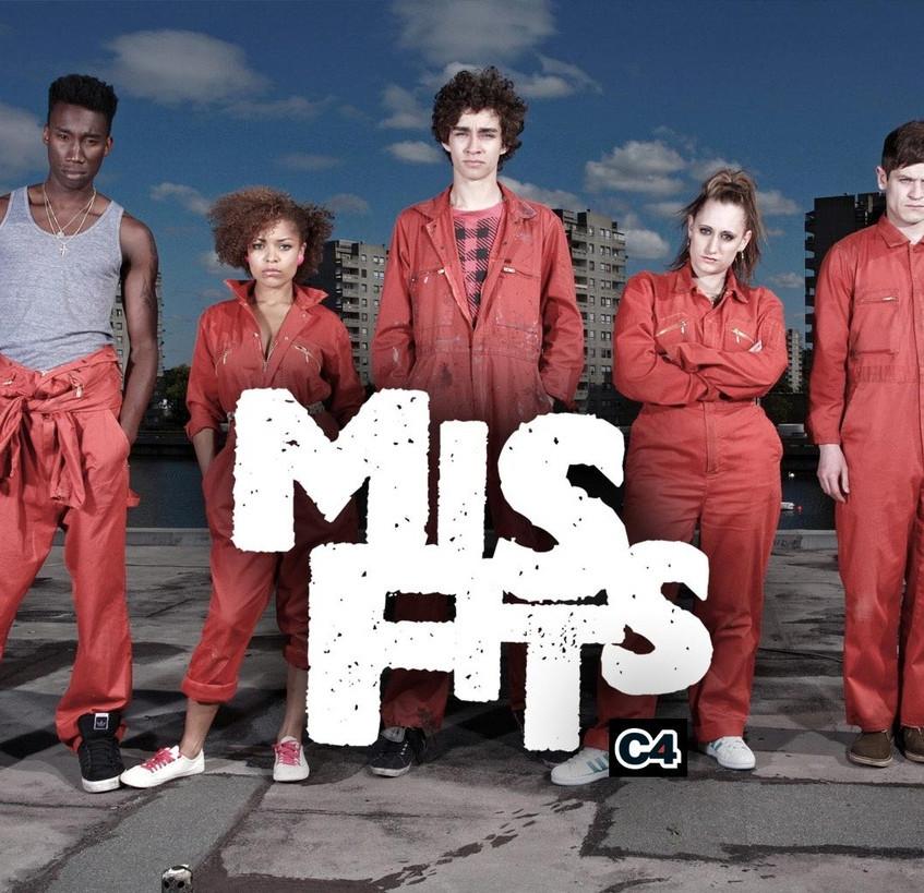 MisFits serie Alex Diaz Films