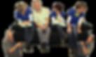 Das Team von Reist-Witschi-Umzüge