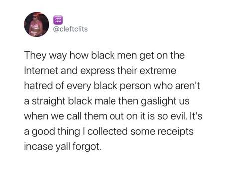 Colorism Pt. 2: Black Men's Role