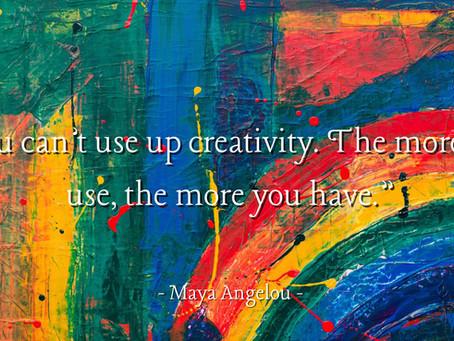 19 Days of Radical Self-Love: Day 5, Creativity