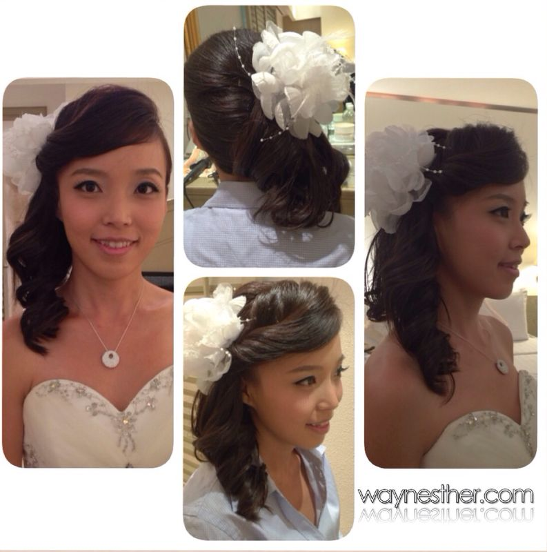 Bridal makeup & hair-20140209-WA0010