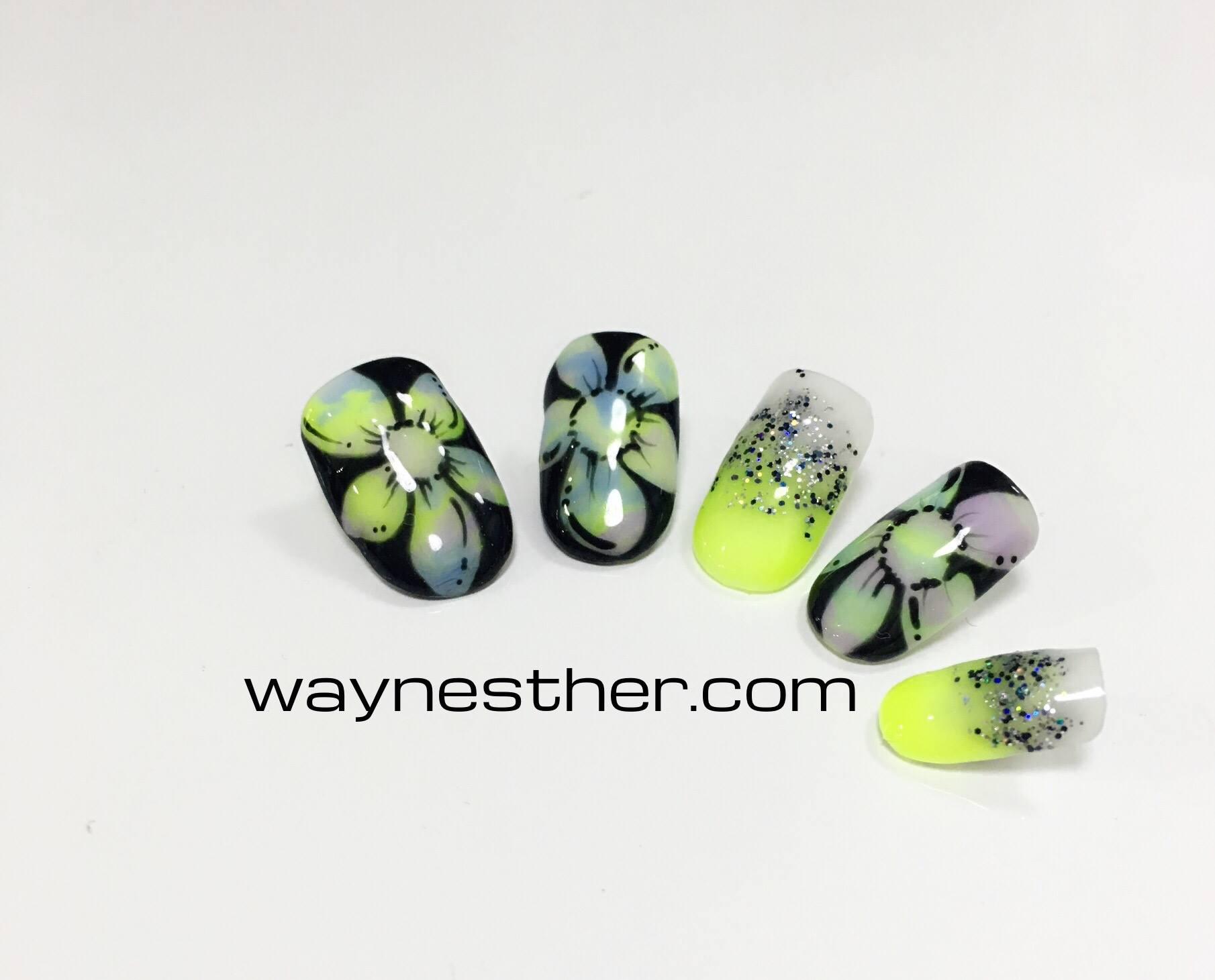 NA15029 3D Flowers