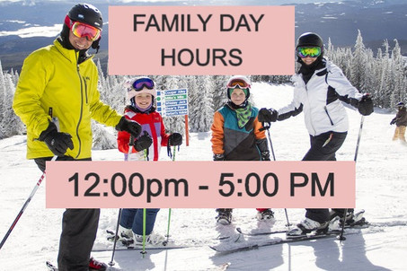 Family Day Hours