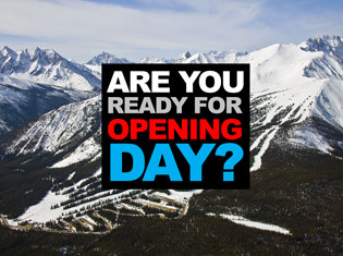 ARE YOU READY FOR OPENING DAY?
