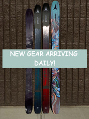 We are seeing mass amounts of new product roll through the door lately and will continue t