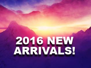 2016 NEW ARRIVALS