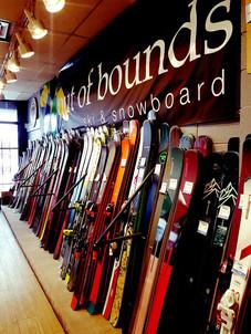 You need skis? We got 'em