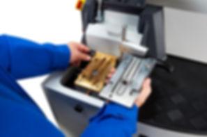 BYMA ofrece asesoría y suministro de consumibles y repuestos