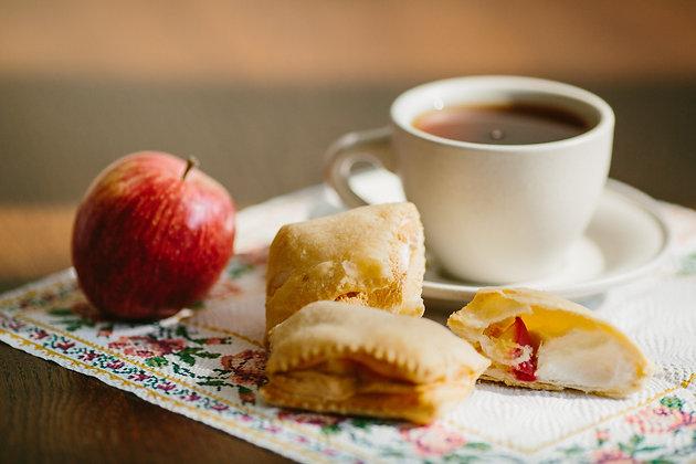 Тістечко «Слойка з яблуками»